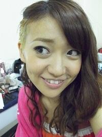 大島優子 : ツーブロックと ...
